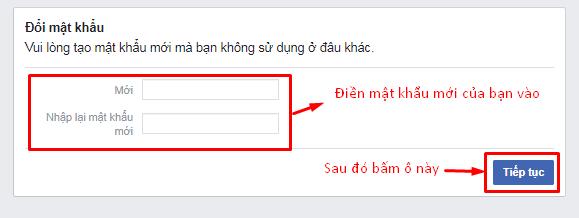Cách lấy lại tài khoản facebook bị hack trong vong một nốt nhạc