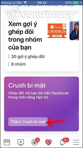 Cách dùng tính năng hẹn hò trên Facebook
