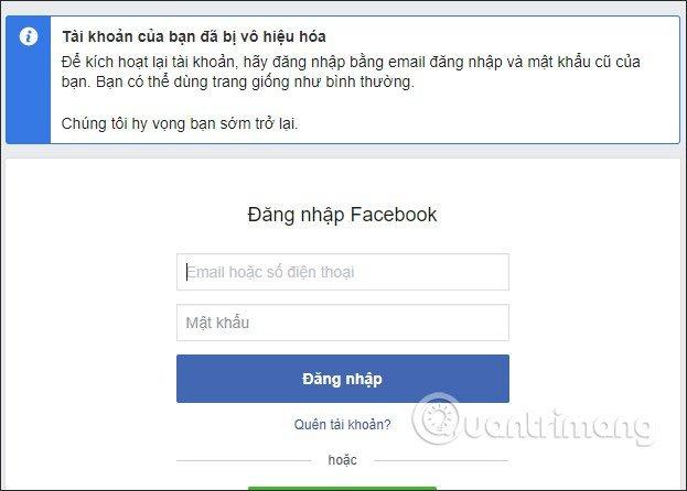 Hướng dẫn Cách khóa tài khoản Facebook tạm thời