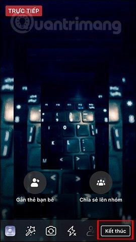 Cách live stream Facebook trên di động và máy tính bảng