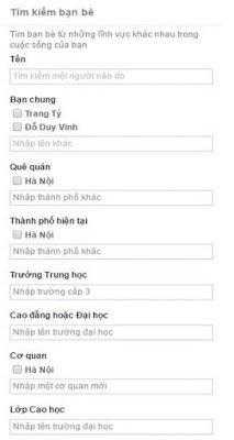Tổng hợp các cách Tìm và Kết Bạn trên Facebook dễ dàng nhất