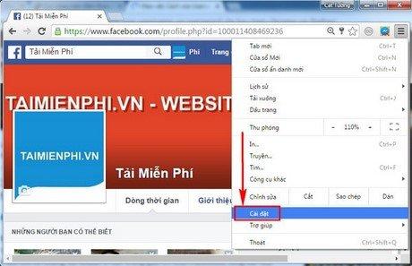Cách xóa tài khoản Facebook ra khỏi các trình duyệt