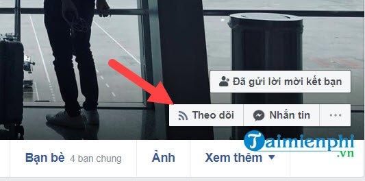 Cách chuyển bạn bè thành người theo dõi(follow) trên facebook