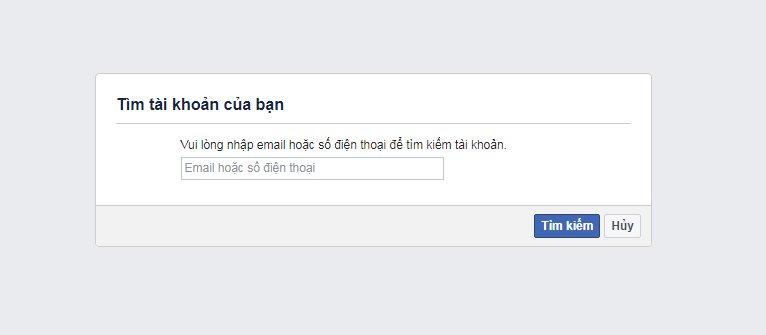 Cách Lấy Lại Mật Khẩu Facebook Không Cần Xác Nhận Bằng SĐT