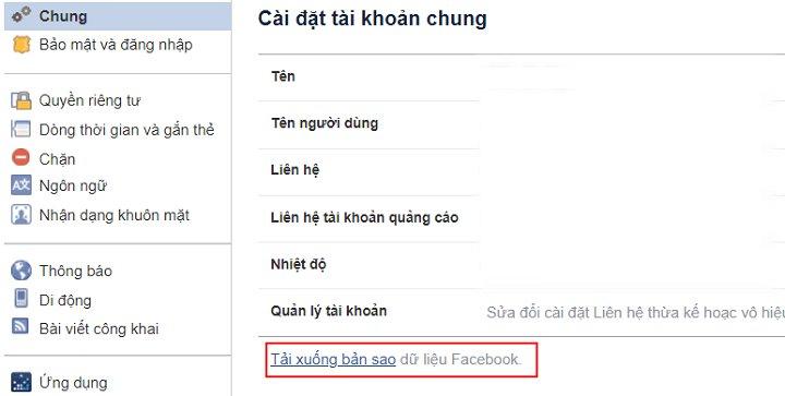 Cách lấy lại tin nhắn đã xóa vĩnh viễn trên Facebook, khôi phục tin nhắn đã xóa trên Facebook Messenger.
