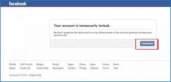 Hướng dẫn khôi phục lại tài khoản Facebook bị khóa nhanh nhất