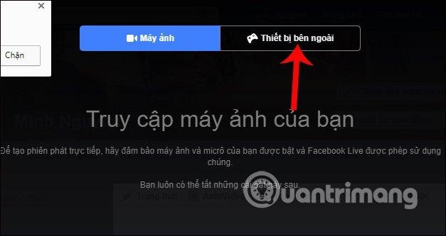 Cách live stream Facebook ngay trên điện thoại và máy tính