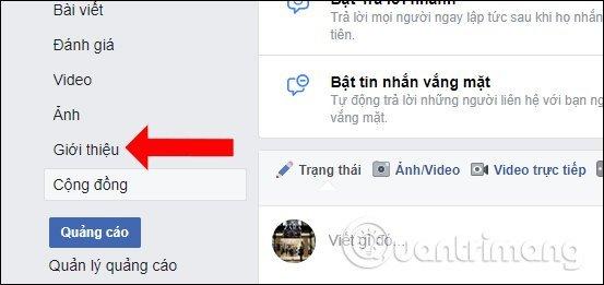 Cách thay đổi tên trang Fanpage Facebook nhanh chóng