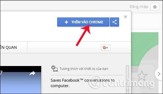 Cách xem lại tin nhắn trên Facebook không cần kéo chuột mỏi tay