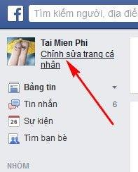 MẸO ẩn số điện thoại trên Facebook
