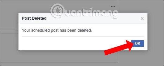 Cách hẹn giờ bài đăng trên Facebook cá nhân nhanh chóng