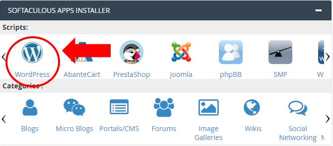 Cai Dat Wordpress Trong Cpanel 1 1