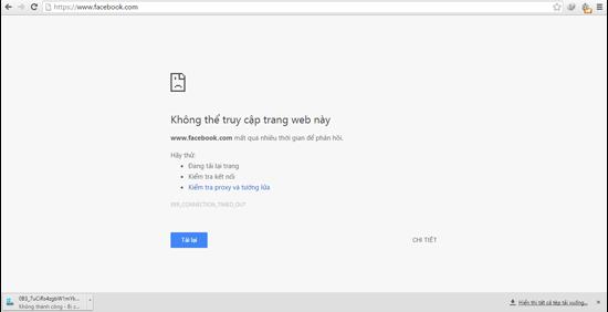 Tổng hợp các cách sửa lỗi không mở được Facebook trên Android