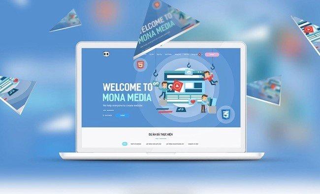 Các công ty thiết kế website chuyên nghiệp