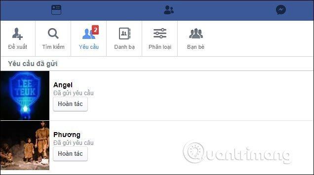 Xoa Loi Moi Ket Ban Da Gui Facebook Danh Sach 2