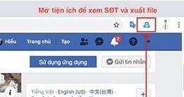 Cách tìm số điện thoại từ facebook