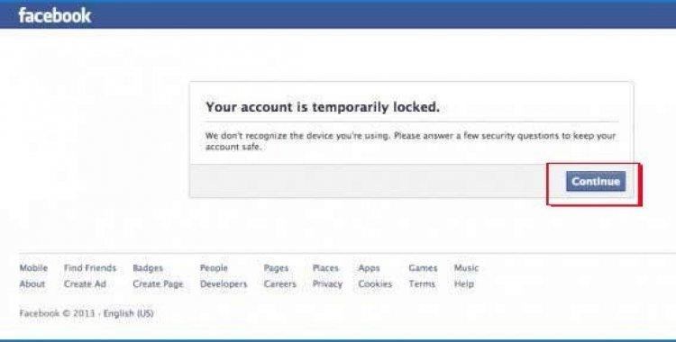 Facebook Block Tam Thoi 2