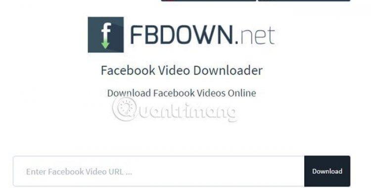 Facebook Video Fbdown 2