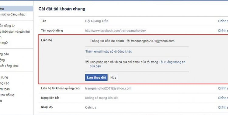 Cach Lay Lai Mat Khau Facebook Khi Bi Mat Bang Email Hoac So Dien Thoai